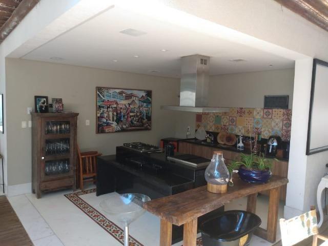 A.L.U.G.U.EL/V.EN.D.A Casa 4 suítes mobiliada e decorada no Alphaville Salvador I - Foto 15