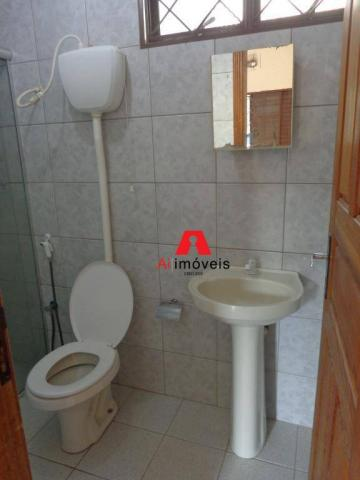 Apartamento com 1 dormitório para alugar, 35 m² por r$ 750,00/mês - conquista - rio branco - Foto 5