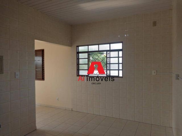 Apartamento com 1 dormitório para alugar, 35 m² por r$ 750,00/mês - conquista - rio branco - Foto 9