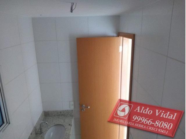 ARV101- Apto 3 Quartos + Suíte + Quintal de 117m² 2 Garagens Privativa Excelente Padrão - Foto 7