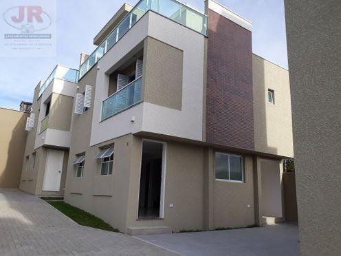 Casa de condomínio à venda com 2 dormitórios em Boa vista, Curitiba cod:SB241 - Foto 2