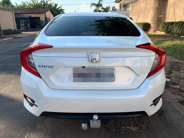 Honda Civic EX 2.0 Automático 17/17 - Foto 5