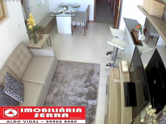 ARV132- Apto com Varanda gourmet, Home Office, 1 ou 2 vagas de garagem, em Colinas. - Foto 18