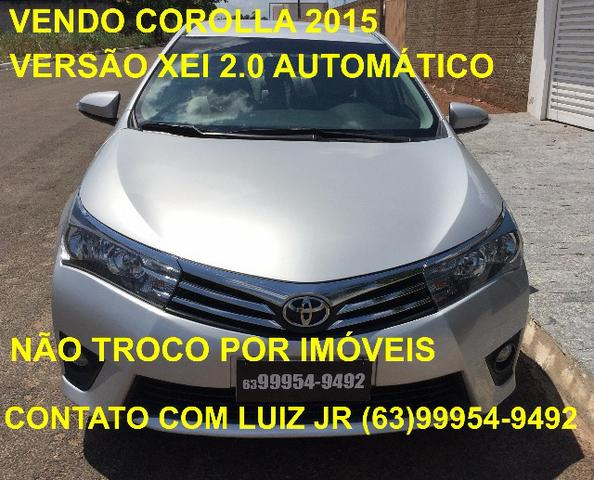 Corolla Xei 2015 - 04 pneus Michelin Zero - Documento pago - Estado de Zero - Foto 15