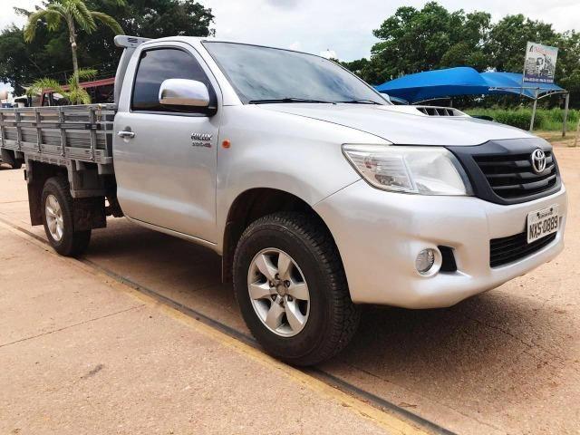 Toyota Hilux Cs 4x4