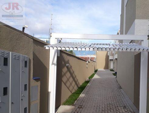 Casa de condomínio à venda com 2 dormitórios em Boa vista, Curitiba cod:SB241 - Foto 3