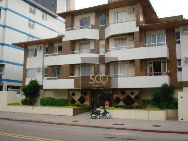 Apartamento com 2 dormitórios à venda, 65 m² por r$ 324.000 - ingleses - florianópolis/sc