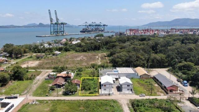 Terreno à venda, 428 m² por r$ 65.000,00 - inajá mathias - itapoá/sc - Foto 6