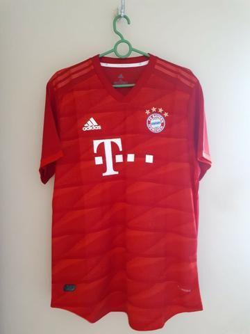 Camisa Bayern de Munique Home 2019 / 2020 - Foto 2