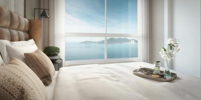 Apartamento Alto Padrão com Vista para o Mar - 04 Suítes - Sacada com Churrasqueira - Foto 18