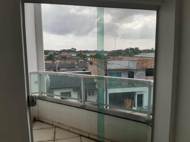 Apartamento bem amplo, com 2/4, na estrada do Icuí, Guajará - Foto 4