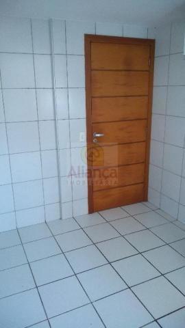 Apartamento para alugar com 3 dormitórios em Lagoa nova, Natal cod:LA-11237 - Foto 11