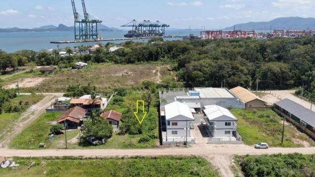 Terreno à venda, 428 m² por r$ 65.000,00 - inajá mathias - itapoá/sc - Foto 5