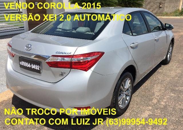 Corolla Xei 2015 - 04 pneus Michelin Zero - Documento pago - Estado de Zero