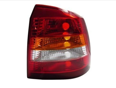 Lanterna Tricolor Astra Hatch 1998 1999 2000 01 2002 Direito - Foto 2