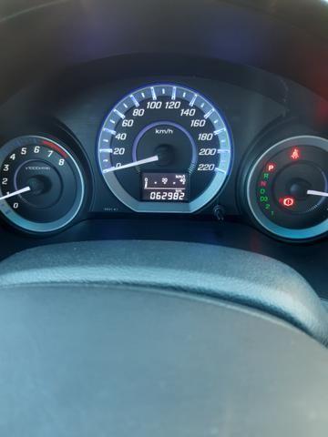 Honda City LX 1.5 AT completo, automático excelente tratar * por R$42.900 - Foto 13