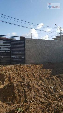 Terreno à venda, 280 m² por R$ 125.000 - Parque das Nações - Parnamirim/RN - Foto 4