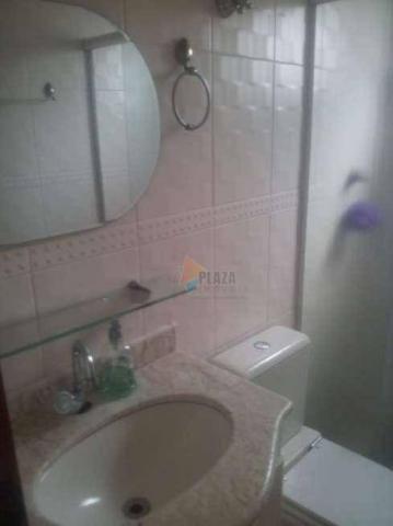 Apartamento com 2 dormitórios para alugar, 1 m² por R$ 1.800,00/mês - Vila Guilhermina - P - Foto 13