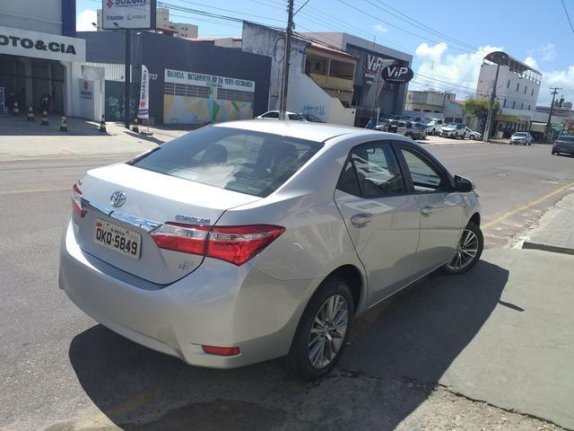 Corolla Xei 2.0 automático 2015/2015 o mais Novo de Sergipe - Foto 4