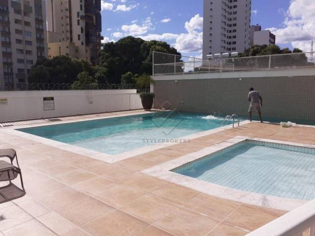 Apartamento no Edifício Cuiabá Central Parque com 3 dormitórios à venda, 107 m² por R$ 630 - Foto 11