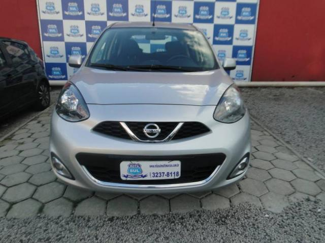 Nissan MARCH SL 1.6 8V - Foto 2