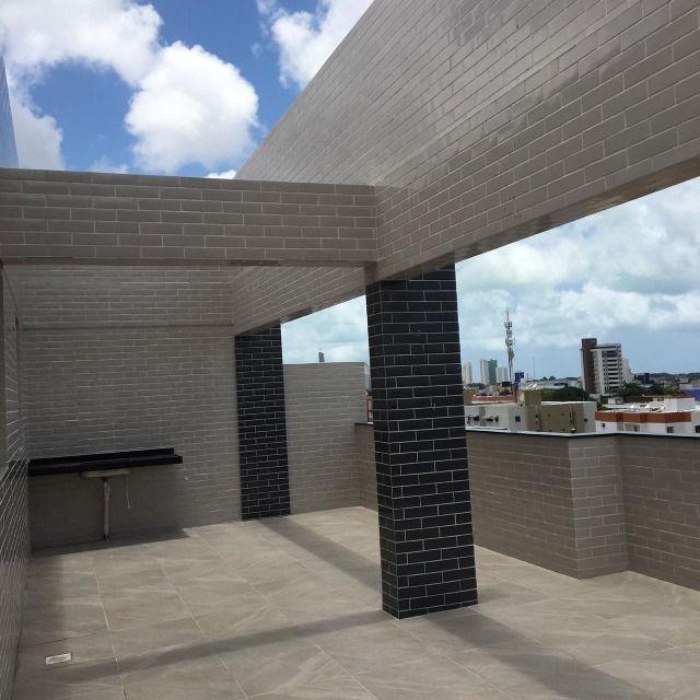 Cobertura nos Bancários com 3 quartos, 154m², 2 vagas na garagem, posição leste - Foto 10