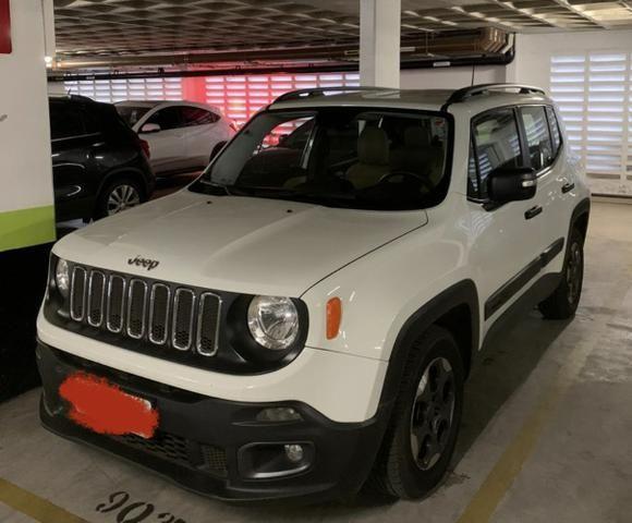 Jeep Renegade Longitude 1 8 4x2 Flex 16v Aut 2016 744615502 Olx