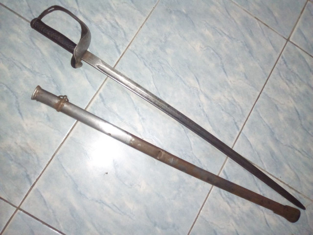Espada antiga  - Foto 3