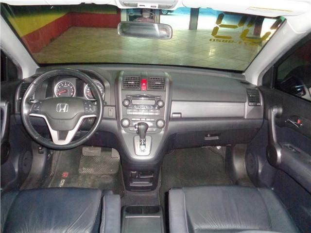 Honda Crv 2.0 exl 4x4 16v gasolina 4p automático - Foto 11