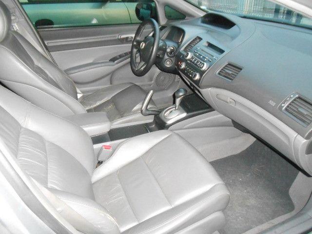 Honda Civic LXL 1.8 16V Flex Aut - Foto 7
