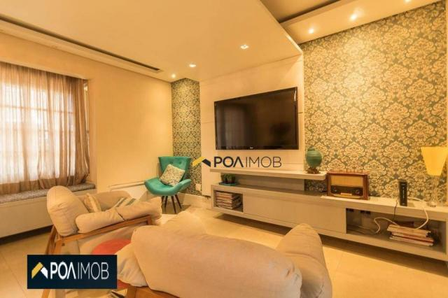 Casa com 3 dormitórios para alugar, 256 m² por R$ 3.000,00/mês - Vila Jardim - Porto Alegr - Foto 6