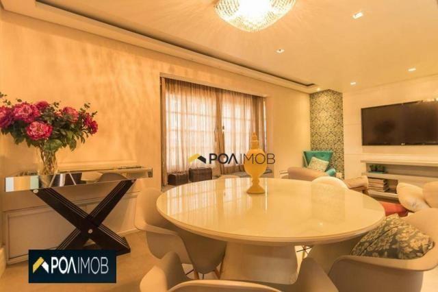 Casa com 3 dormitórios para alugar, 256 m² por R$ 3.000,00/mês - Vila Jardim - Porto Alegr