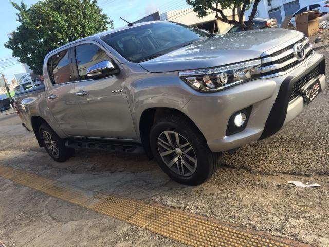 Toyota Hilux CD SRX 4x4 2.8 TDI 16V Diesel Aut. - Foto 3