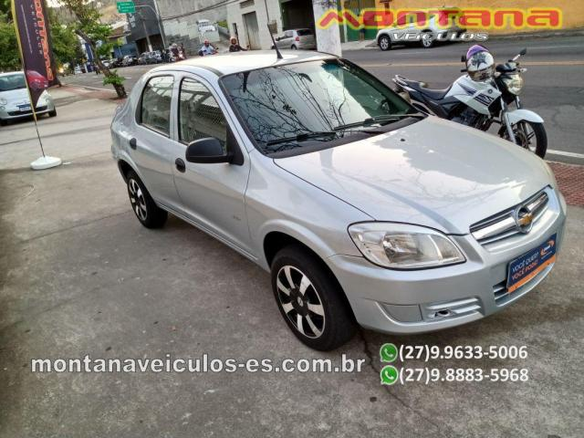 Chevrolet PRISMA Sed. Joy 1.4 8V ECONOFLEX 4p - Foto 4