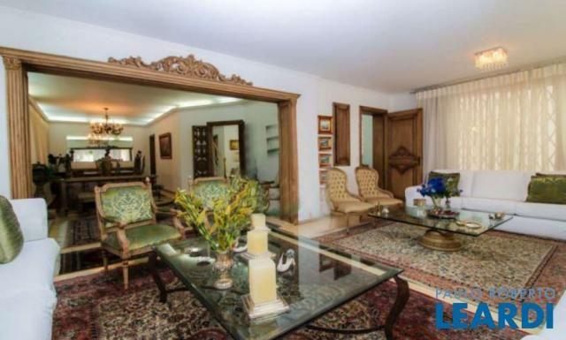 Casa à venda com 5 dormitórios em Jardim paulista, São paulo cod:551461 - Foto 4