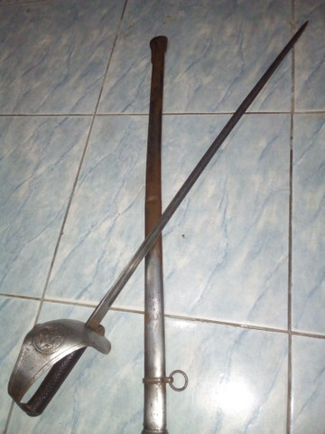 Espada antiga  - Foto 2