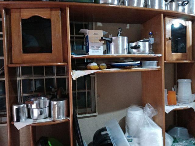 Vendo estante em madeira - Foto 2