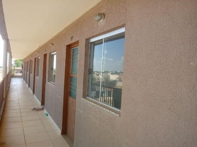 Apartamento/Kitinete 1Q - Setor Faiçalvile - Próximo ao SESC, com Garagem - Foto 7