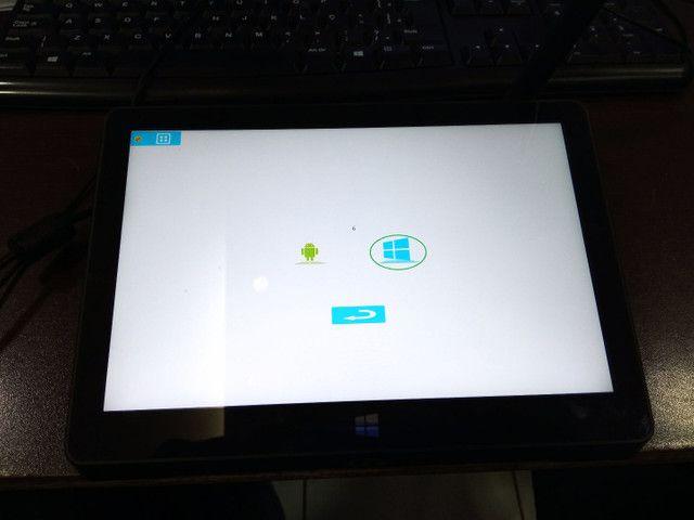Smart PC CIS C8 tela 7 polegadas Windows 10 e Android Dual Boot<br><br>