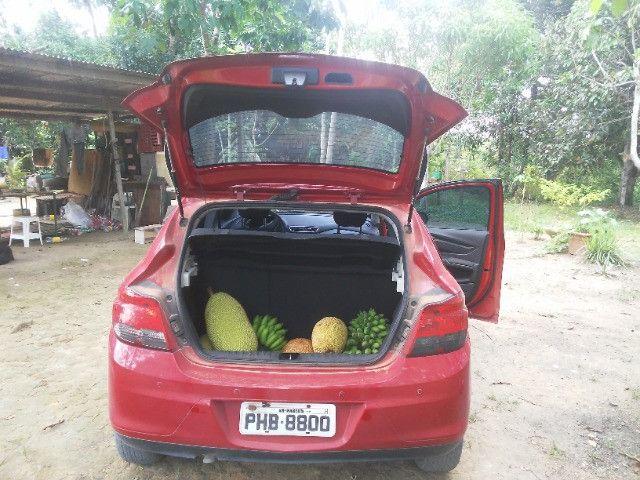 Vendo ou troco por casa em Manaus um sitio na AM010 KM 127. Mais 10KM ramal - Foto 2