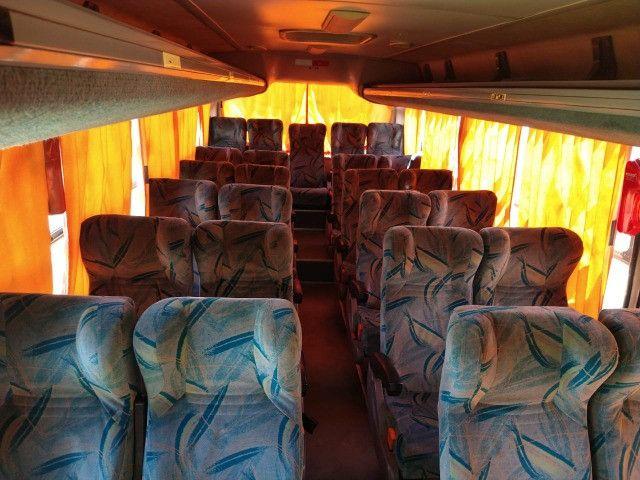 Micro ônibus VW Busscar Micruss - Foto 6