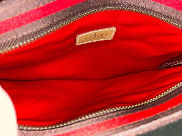 Bolsa feminina clássica Victor Hugo original - Foto 6