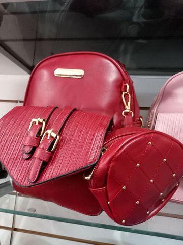 Bolsas de couro ecológico  - Foto 2