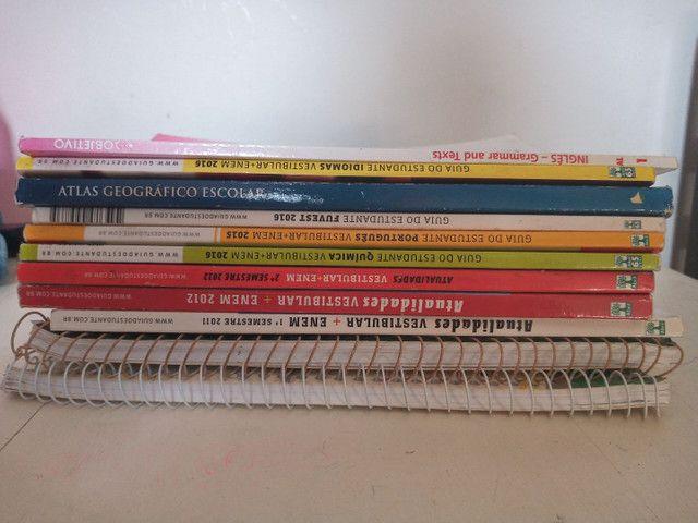 (DOACÃO) Revistas para estudo Vestibular  - Foto 2
