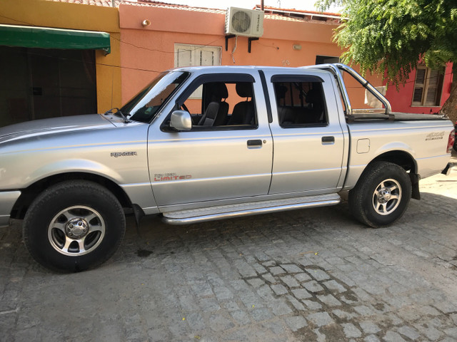 Ford ranger limited, aceito ofertas - Foto 2