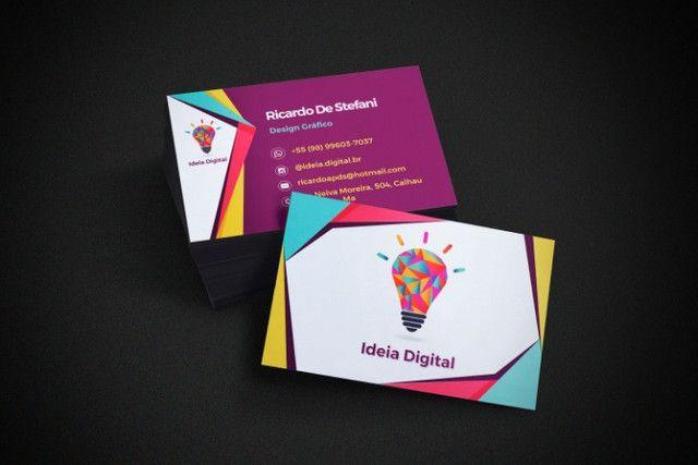 Ideia Digital - Designer Gráfico
