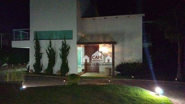 Casa com 4 dormitórios à venda, 540 m² por R$ 2.500.000,00 - Condomínio Bougainville - Lag - Foto 2