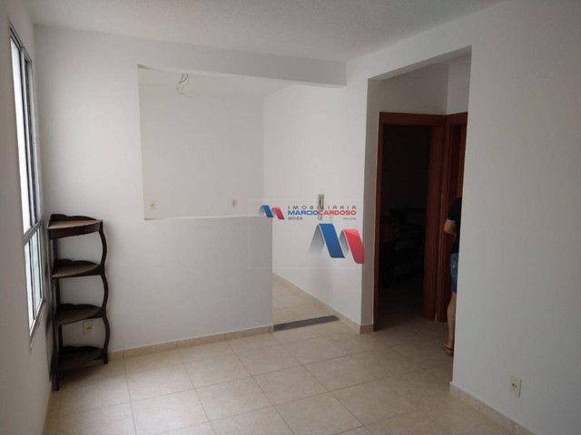 Apartamento com 2 dormitórios à venda, 50 m² por R$ 140.000,00 - Rios di Itália - São José - Foto 11