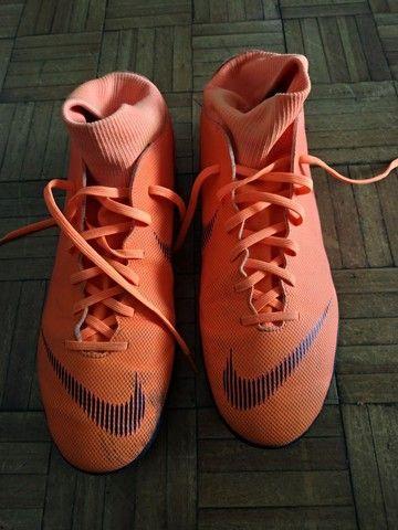 Chuteira de futsal Nike Mercurial zero - Foto 6