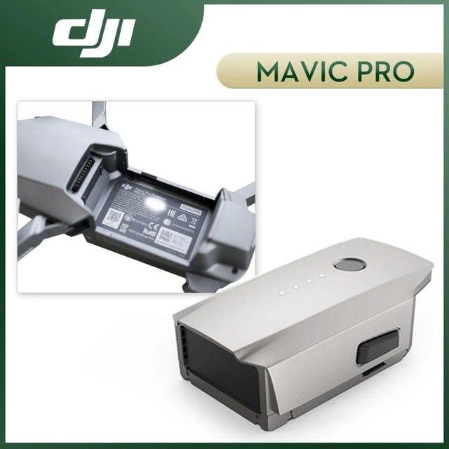 DJI Mavic Pro Bateria Só Peça Original Temos Cabo Flex Gimbal Board Hélices
